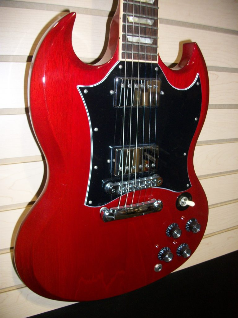2011 Used Gibson SG Standard w/OHSC $1199